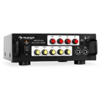 Auna AV1-AMP-EQ, Karaoke HiFi zosilňovač, 400 W