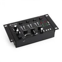 3/2–kanálový DJ mixážny pult Skytec STM-3020, MP3, USB vstup