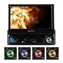 Auna MVD-220, Autorádio, DVD, CD, MP3, USB, SD, AUX, 7''