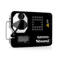 Parostroj Beamz S2000, DMX, LED, 530 m3/min