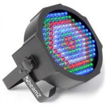Beamz LED FlatPAR 154, RGBW, LED reflektor, IČ ovládanie