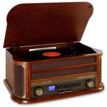 Auna Belle Epoque 1908, retro stereo zariadenie, bluetooth