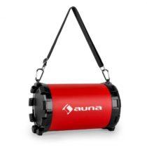 Auna Dr. Red Boom 2.1- bluetooth reproduktor, USB, SD, AUX, akumulátor