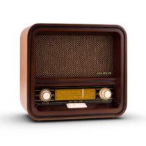 Auna BelleEpoque-1901, retro rádio, nostalgické rádio, FM, AM, USB, MP3