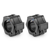 Capital Sports pár rýchlouzáverov na hriadeľ činky, 50 mm, čierne