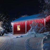 Blumfeldt Dreamhome SM8C, studená biela, 8 m, 160 LED, vianočné osvetlenie