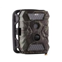 DURAMAXX GRIZZLY Mini, lovecký fotoaparát, 40 čiernych LED diód, 12 MP, full HD, USB, SD, batéria