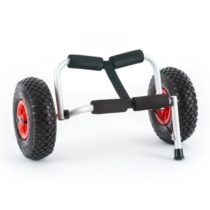 DURAMAXX Sea Mule SL, vozík na kajak, podpera, hliník, eloxovaný, skladací