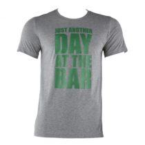 Capital Sports veľkosť M, sivé, tréningové tričko, pánske