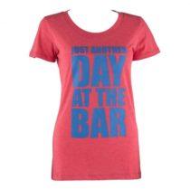 Capital Sports veľkosť M, červené, tréningové tričko, dámske
