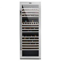 Klarstein Botella Trium, 3-zónová chladnička na víno, 617 l, trieda B, UV sklo, ušľachtilá oceľ