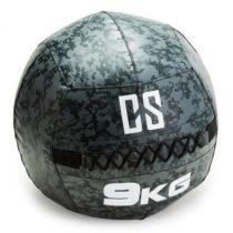 Capital Sports Restricamo Wall Ball medicinbal PVC 9kg kamufláž