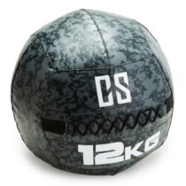Capital Sports Restricamo Wall Ball medicinbal PVC 12kg kamufláž