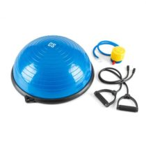 Capital Sports Balanci Pro Balance, balančná pologuľa,Ø58cm PVC/PP, expander, modrá