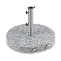 Blumfeldt Schirmherr 30RD, stojan na slnečník, 30 kg, okrúhly podstavec, leštený granit