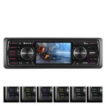 "Auna MD-550BT, autorádio/moniceiver, BT, USB, SD, MP3, bez CD mechaniky, 4 x 45 W, 3"" LCD, ..."