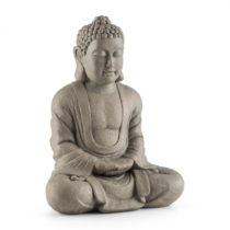 Blumfeldt Siddhartha, socha, 60 cm, sklolaminát cement, vzhľad prírodného kameňa