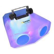 Beamz Nomia Clear dvojitý Moonflower svetelný efekt 114 RGBAW-LEDs IR diaľkové ovládanie