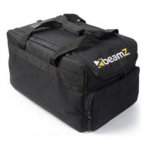 Beamz AC-410 Soft Case stohovateľná transportná taška 28x30x46cm (ŠxVxH) čierna
