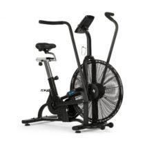 Capital Sports Strike Bike, domáci trenažér, kardio, ventilačný odpor, BT, čierny