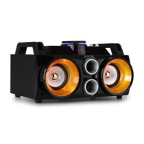 Fenton MDJ100, mediálny prehrávač, mediálna stanica, USB, SD, BT, AUX, 100W zosilňovač, 2x4&quot...