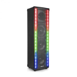 Príručku pomoci si môžete prečítať na tejto webovej lokalite: Digital Cinema Auto Calibration EX (basový reproduktor), môžete pripojiť dva zosilňovače.