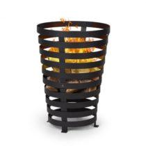Blumfeldt Verus, ohnisko, kôš na oheň, z ocele, stabilné postavenie, pevný, čierny