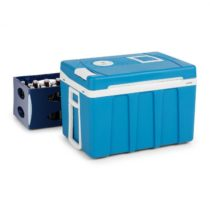 Klarstein BeerPacker, termoelektrický chladiaci box s funkciou udržania tepla, 50 l, A+++, AC/DC, vo...