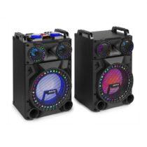 "Fenton VS12, sada aktívnych reproduktorov, 1200 W, 12"" subwoofer, BT, USB port, SD Slot, LE..."