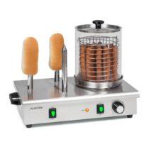 Klarstein Wurstfabrik Pro 600, hotdogovač, 600 W, 5 l, 30 – 100 °C, sklo, ušľachtilá oceľ
