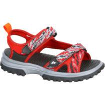 QUECHUA Detské Sandále Mh120 červené
