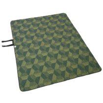 QUECHUA Deka Xl 170 × 210 cm Zelená