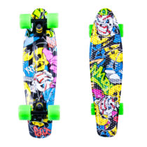 """Pennyboard WORKER Colory 22"""""""