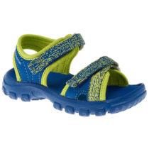 QUECHUA Detské Sandále Nh100 Modré