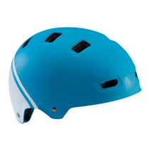 BTWIN Cyklist. Prilba Teen 520 Modrá
