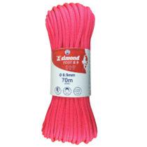 SIMOND Lano Edge 8,9 mm 70 M Ružové