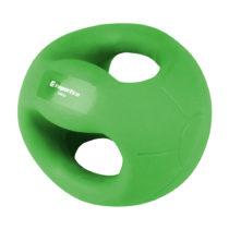Medicinbal s úchopmi inSPORTline Grab Me 5 kg