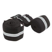 Elastické kolenné popruhy inSPORTline KneeWrap