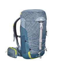 QUECHUA Batoh Mh100 20 L Sivo-modrý