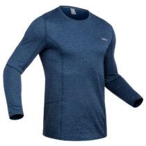 WEDZE Pánske Spodné Tričko 500 Modré