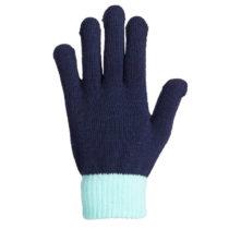 FOUGANZA Detské Rukavice Tricot Modré