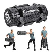 Posilňovací vak s úchopmi inSPORTline Fitbag Camu 15 kg
