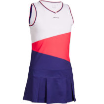 ARTENGO šaty Tdr500 Bielo-ružovo-modré
