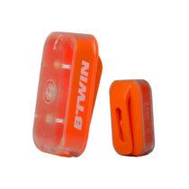 BTWIN Svetlo Cl 500 Oranžové