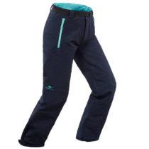 QUECHUA Detské Nohavice Sh500 Modré