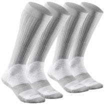 QUECHUA Vysoké Ponožky Sh100 Warm