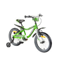 "Detský bicykel Kawasaki Juroku 16"" - model 2018"