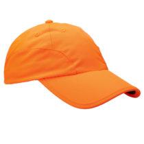 SOLOGNAC Skladacia šiltovka Oranžová