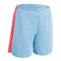 TARMAK šortky Sh500 Jr Modré