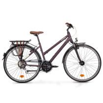 BTWIN Mestský Bicykel 500 Nízky Rám